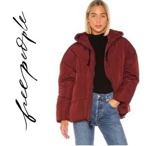 {Free People} Hailey Puffer Jacket